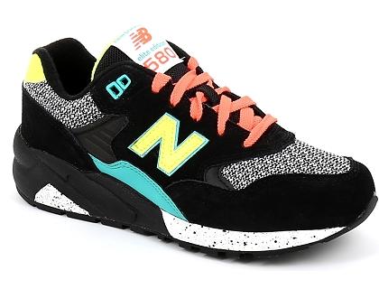 new balance - chaussures wrt580 - noir