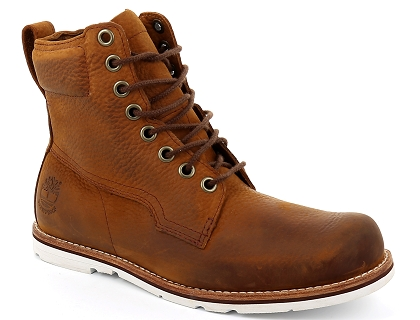 Les boots et bottines timberland c972 6 in pt b marron