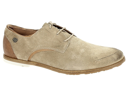 Chaussures Velour Dylan Les Marron A Lacets Coqueterra k8N0XnwOP