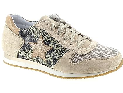 mastic chaussures basses baskets femme g abricot Les coco v0119b FUBZHFqw