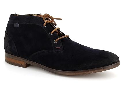 a00e5265cf1bfc Les boots et bottines kost klou 5 bleu - chaussures homme 109.00 ...