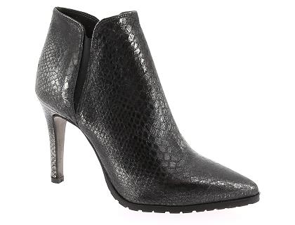 0aff4a801af Les bottines et low boots lola espeleta melisse argent - chaussures ...