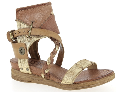 517020 Sandales Et Nu Airstep Pieds Marron Chaussures Femme Les E92YIWHD