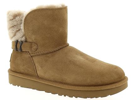 62f84b4f8ad Les boots et bottines ugg adria marron - chaussures femme 199.00 ...
