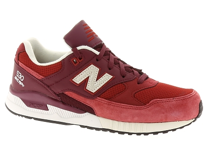 Chaussures Rouge Baskets Les Basses M530ox Homme Balance New nHAnR8Pq