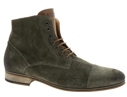 8a2ea8204be Les boots et bottines kost apotic5 vert - chaussures homme 125.00 ...