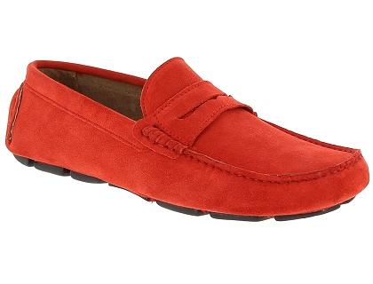 Les toledano mules toledano Les 94244 rouge chaussures homme 691969