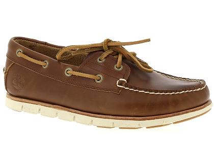 Les Marron Timberland Chaussures Eye 2 Bateau Tidelands RraORq