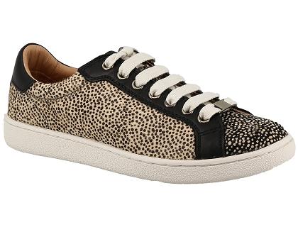 Baskets Basses Chaussures Noir Ugg Milo 119 Exotic Les Femme 00 Yf6b7gy