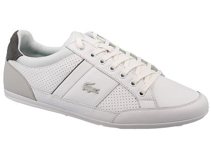 Lacoste Les Femme Basses Chaymon 00 Baskets 60 Blanc Chaussures OX0wPk8n