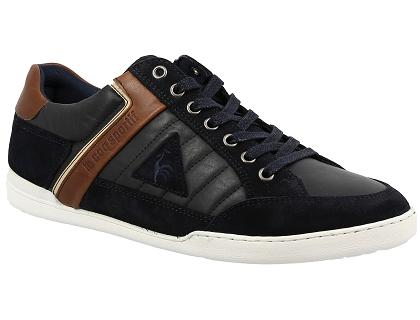 6a4b3983bd3 Les baskets basses le coq sportif alsace low bleu - chaussures homme ...