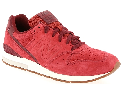 9b3858dbffee0b Les baskets basses new balance mrl996 rouge - chaussures homme 60.00 ...