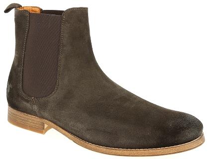 b44d48d33b277d Les boots et bottines kost ramel5 marron - chaussures homme 75.00 ...