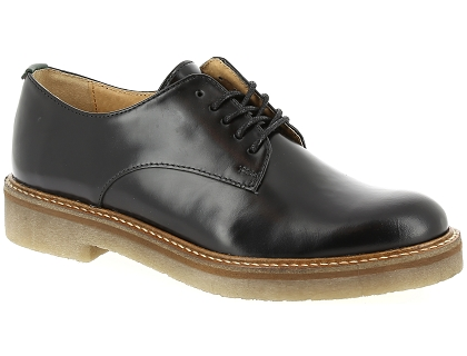 Chaussures Noir Oxford Kickers 512050 A Lacets Les tBsoQxdChr