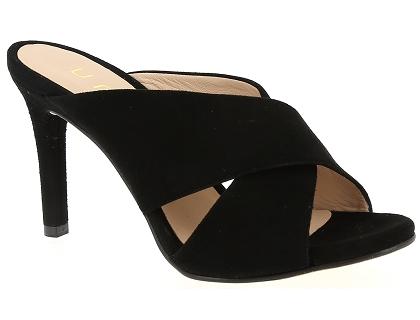 Welco Nu Chaussures Unisa Pieds Femme Sandales 55 Et Noir 00 Les zMVpGqSU