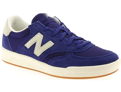 premium selection 8c6ca 022a9 baskets basses new balance crt300 bleu