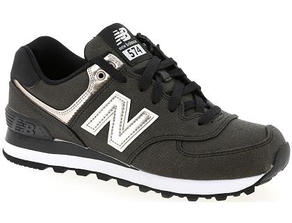 new balance wl574 noire