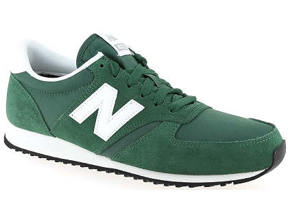 Les baskets basses new balance u420 vert chaussures homme 60.00