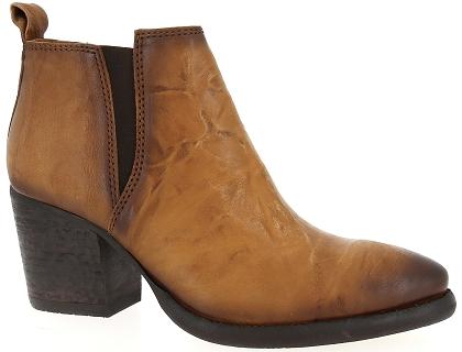 Les boots et bottines little la suite 18269 marron
