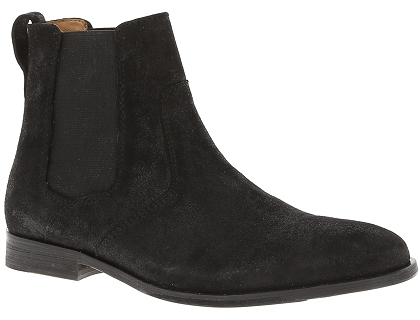 boots et bottines palladium preston sph noir