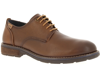 chaussures a lacets pikolinos york marron