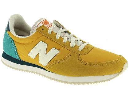 new balance u220 jaune
