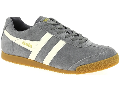 baskets basses gola harrier gris