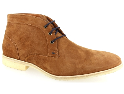 boots et bottines kost calypso 5b marron