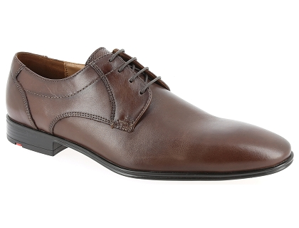 chaussures a lacets lloyd osmond marron
