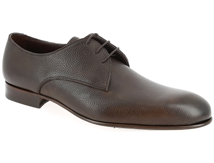chaussures a lacets flecs m211 oxford marron