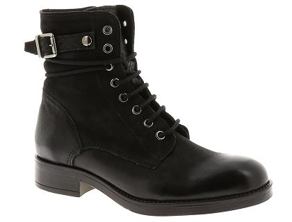 bottines abricot coco et v0482a Les boots noir femme chaussures et 7b6gyf