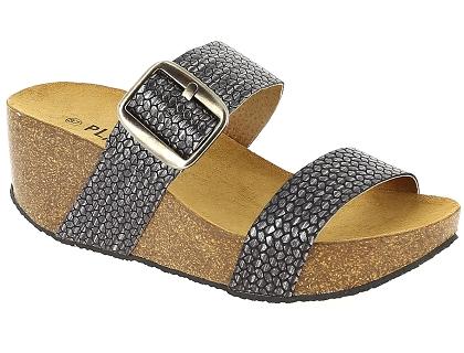 Sandales Chaussures So Rock Les Argent Plakton Femme Nu Pieds Et BeCrdox