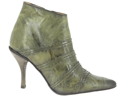 boots et bottines little la  suite 19158 vert