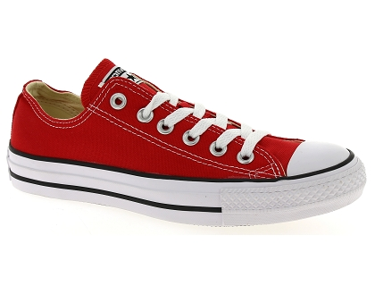 Chaussures Lo Baskets Basses Rouge Converse All Star Mixt Les Ppqwgf