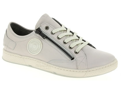 e4aa6cd92a6 Les baskets basses pataugas jester n blanc - chaussures femme 129.00 ...