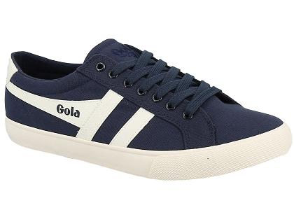 4048fc306d5 Les baskets basses gola varsity bleu - chaussures homme 23.00 ...