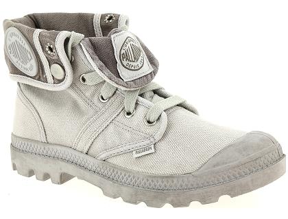 c0ce20c187f628 Les baskets montantes palladium us baggy gris - chaussures femme ...