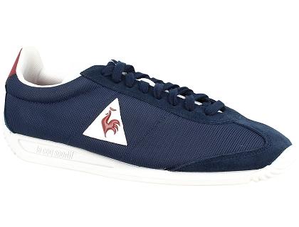 5d270fead4a Les baskets basses le coq sportif quartz bleu - chaussures homme ...