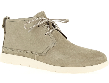 baskets montantes ugg freamon marron