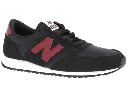 baskets basses new balance u420 noir