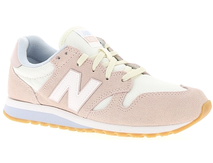baskets basses new balance wl520 rose