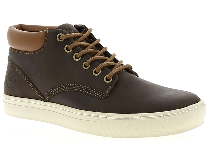 baskets montantes timberland adventure 2 0 cupsol marron