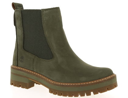 boots et bottines timberland courmayeur valley ch vert