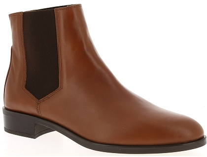 boots et bottines unisa belki marron