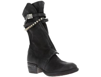 Les Bottines Et Noir Step Femme 239304 Boots As98 Air Chaussures doWreCQxBE
