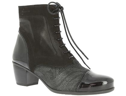 Los Angeles d9ae8 d8533 Les boots et bottines dorking brisda d7255 noir - chaussures ...