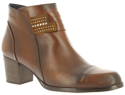 boots et bottines dorking zuma d7621 marron