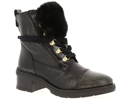 boots et bottines hispanitas hi87864 noir