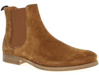 boots et bottines kost ramel5 marron