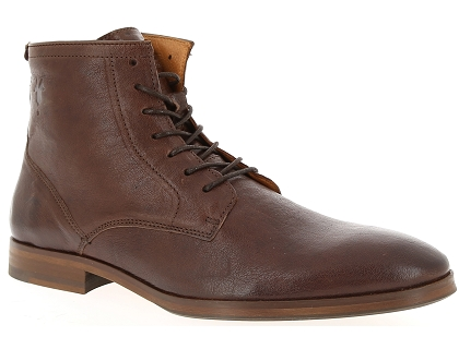 boots et bottines kost niche38 marron